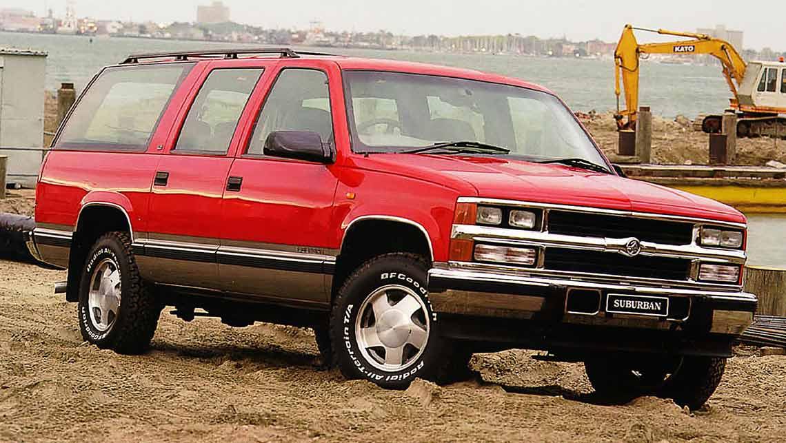 1996 chevy suburban 1500 fuel economy