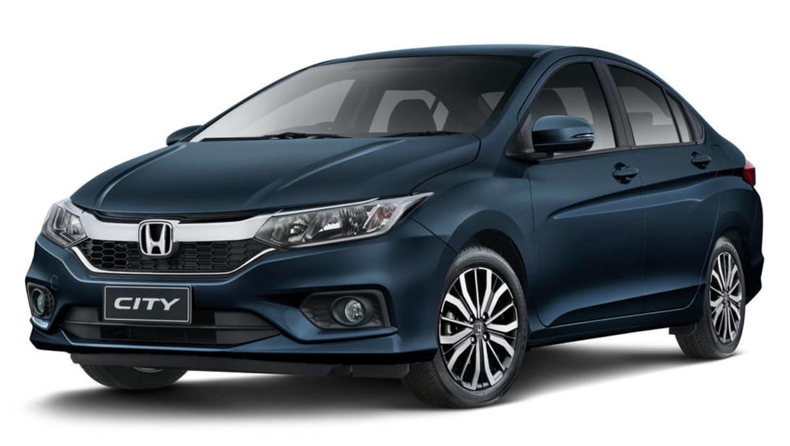 Incroyable 2017 Honda City