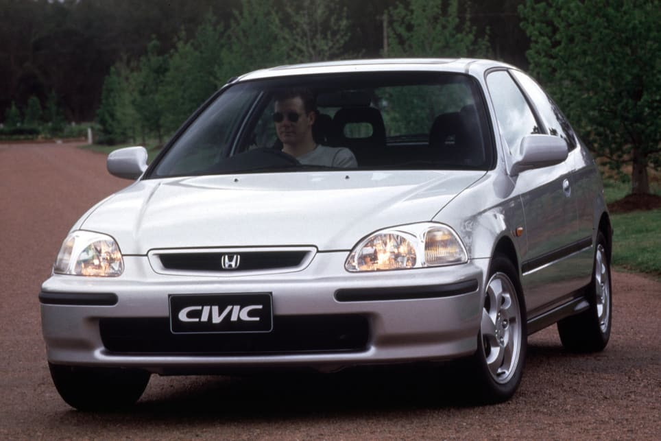 Used Honda Civic review: 1995-2000