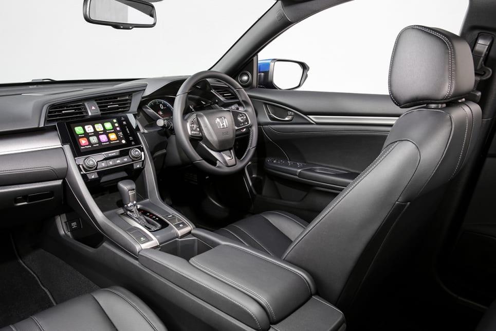 Crv 2017 Review >> Honda Civic 2017 review   CarsGuide
