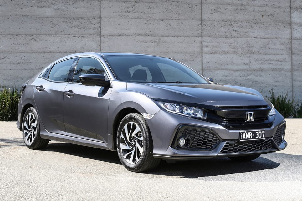 Honda civic vti s 2016
