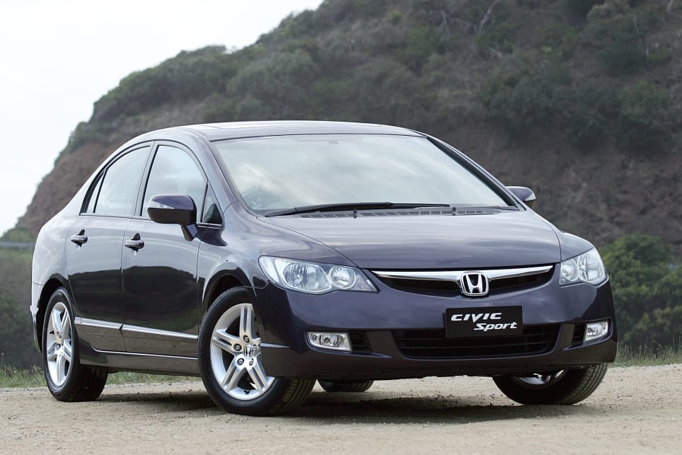 Used Honda Civic Review: 2006 2012