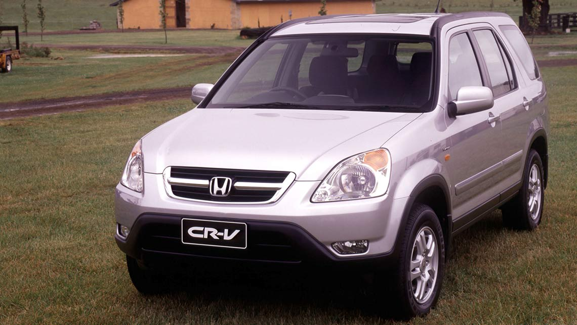 Honda Cr V Used Review 1997 2015 Carsguide