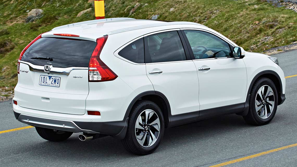 2014 Honda CR-V Series II | new car sales price - Car News ...