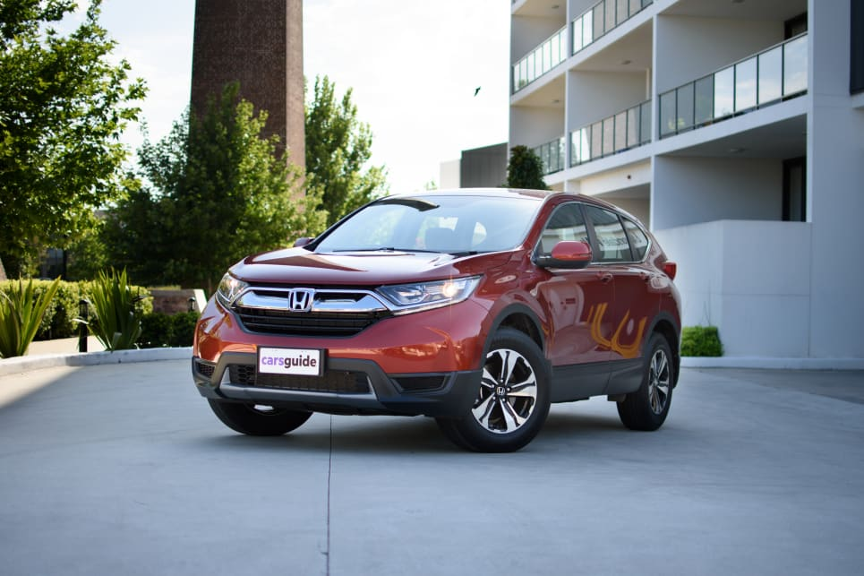 Honda CR-V 2019 review: Vi
