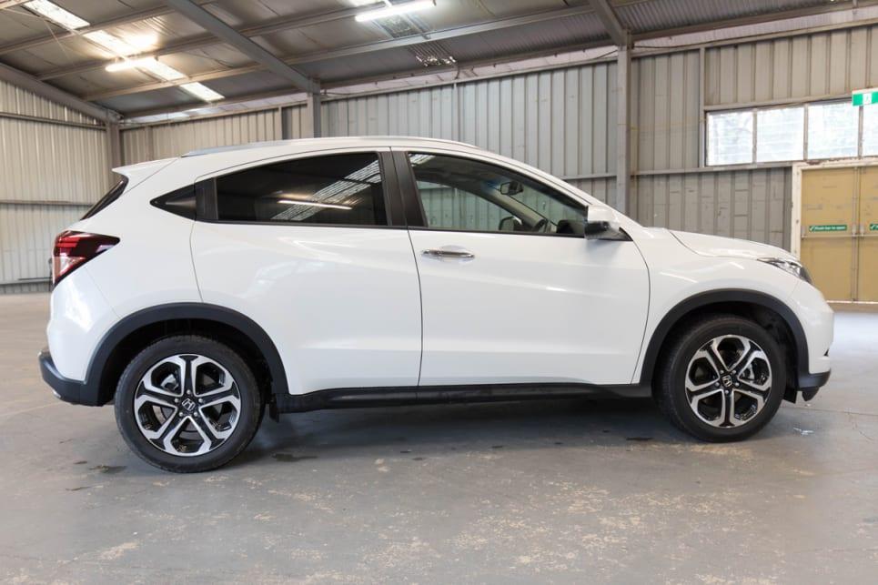 Honda HR-V VTi-S 2018 review: snapshot | CarsGuide