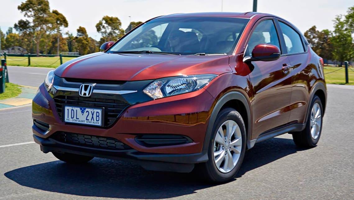 Honda hr v vti 2015 review carsguide for 2015 hrv honda