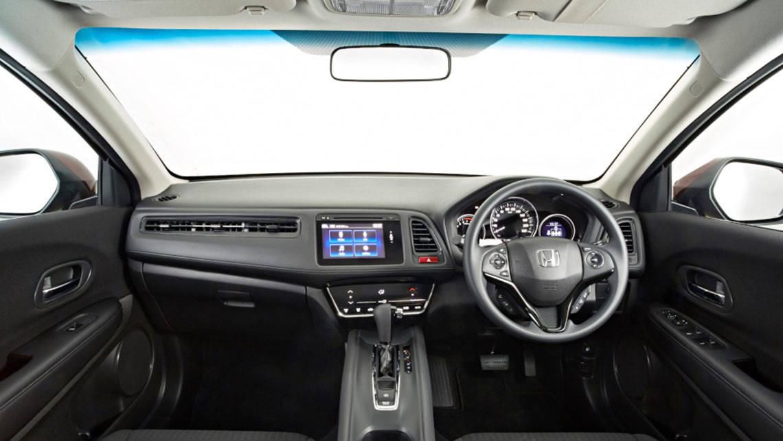 2015 Honda Hr V Review Road Test Carsguide