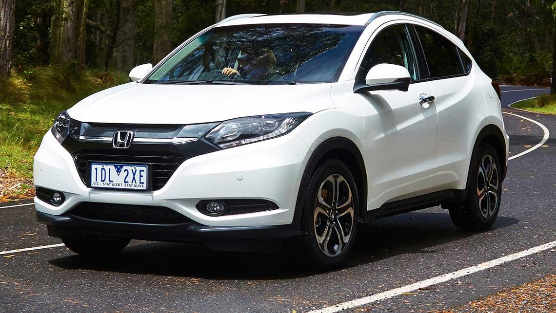Honda hr-v price