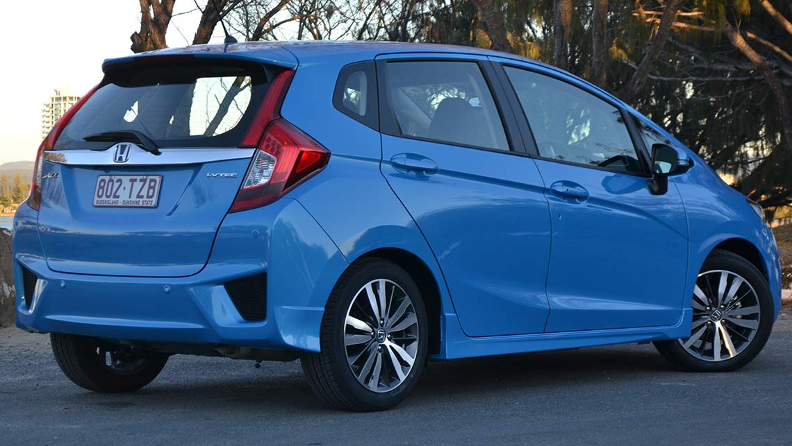 Honda Jazz Vti L 2014 Review Carsguide