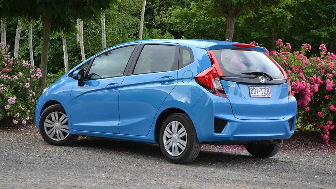 Honda Jazz 2014 Review Carsguide