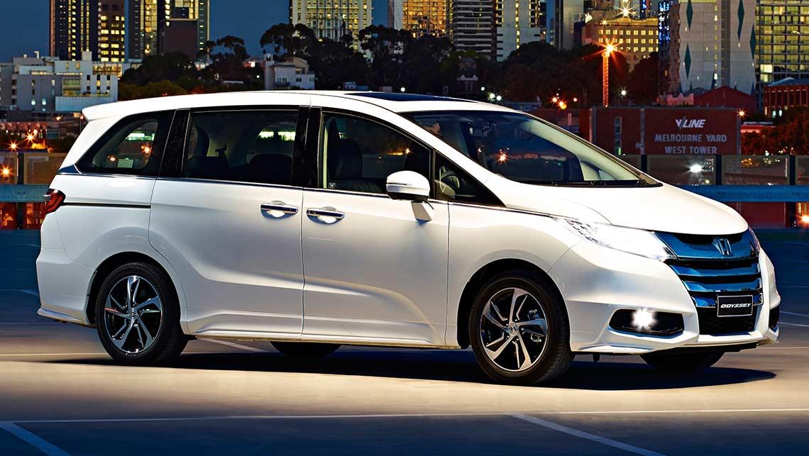 Lovely 2014 Honda Odyssey VTi L