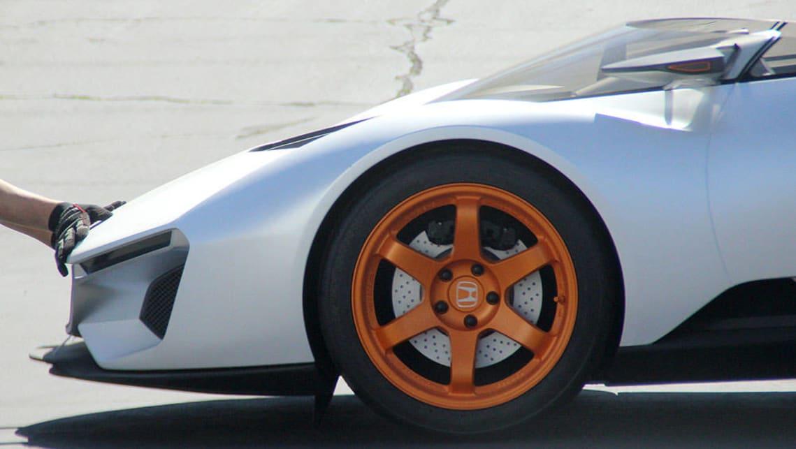 Honda ZSX Concept   spy pics - Car News   CarsGuide