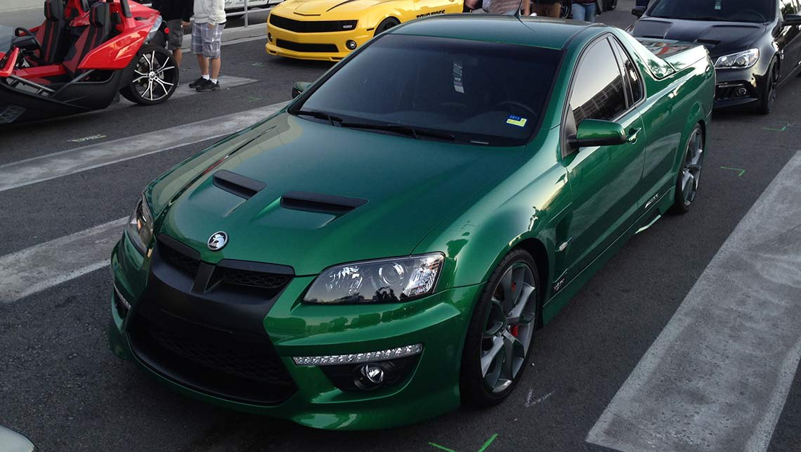 Holden ute exported to the USA - Car News   CarsGuide