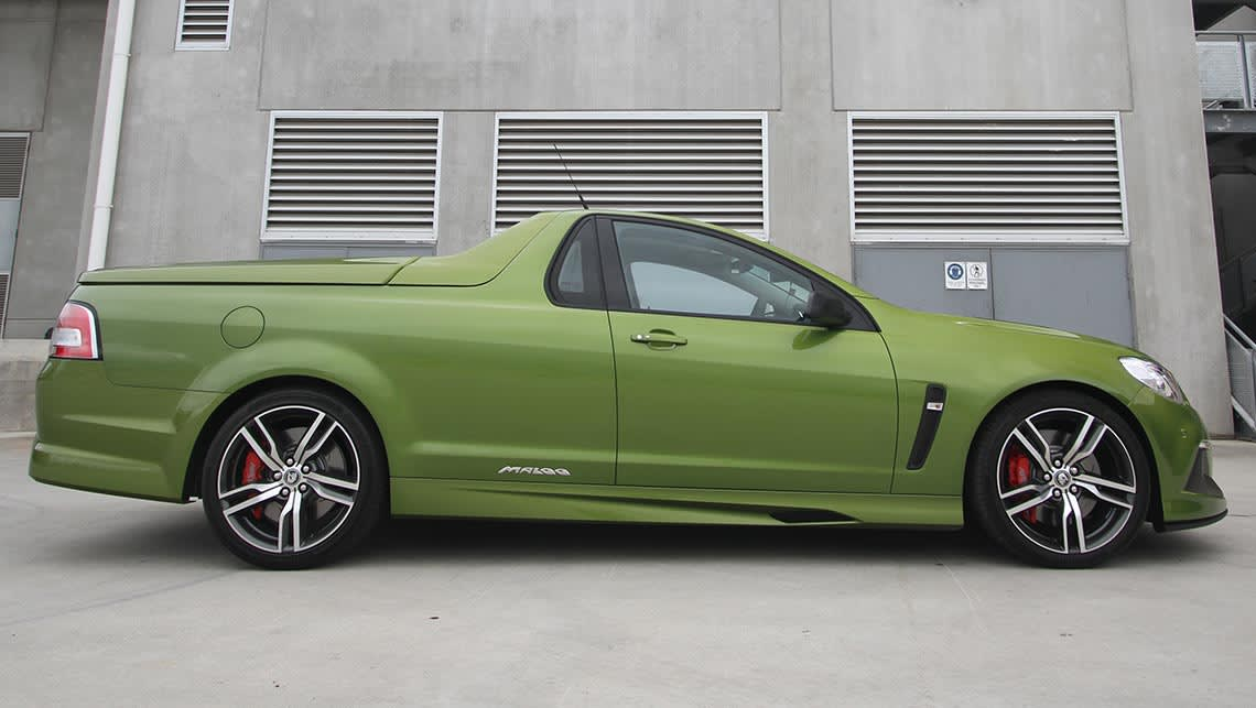 2015 HSV Maloo LSA. Photo credit: Joshua Dowling