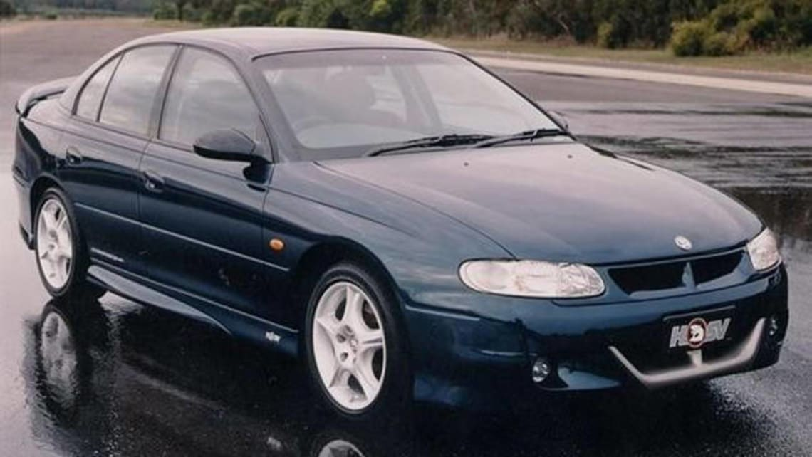 Used HSV Clubsport review: 1997-2000