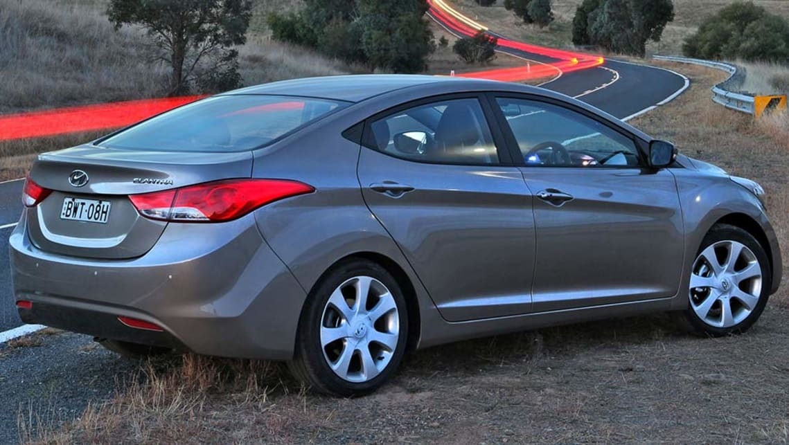 Used 2011 Hyundai Elantra Autos Post