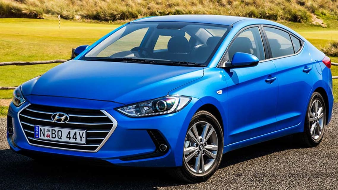 Hyundai Elantra Sedan >> 2016 Hyundai Elantra Active review | road test | CarsGuide