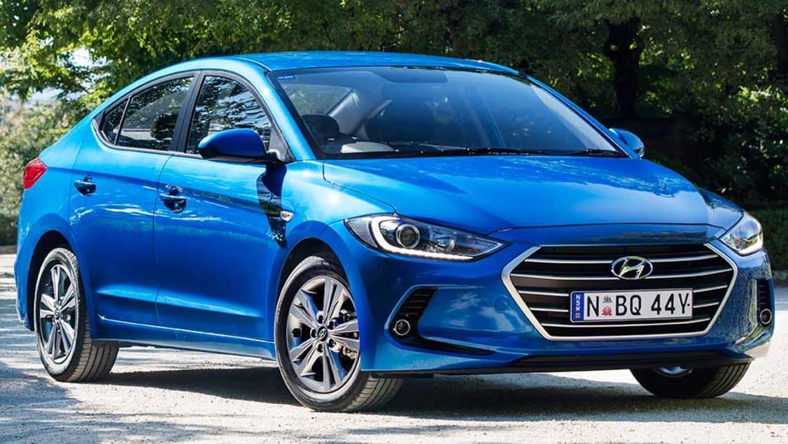 Hyundai elantra 2016 review