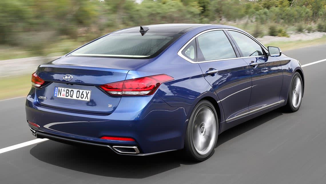 2015 Hyundai Genesis review  ultimate pack  CarsGuide