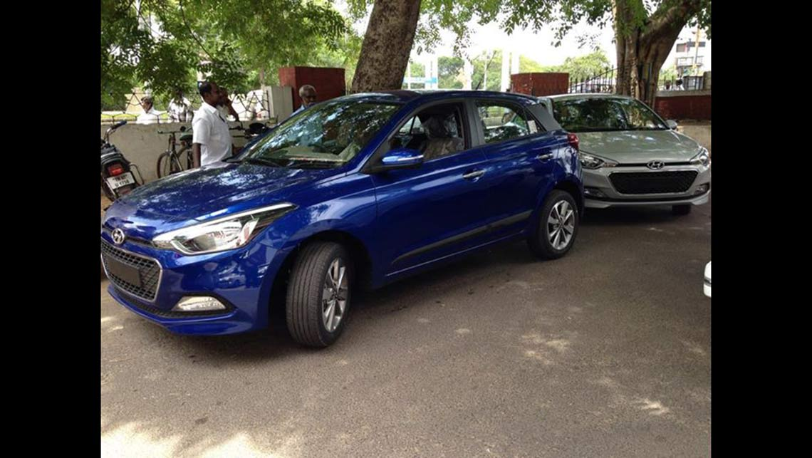 2015 Hyundai I20 Revealed