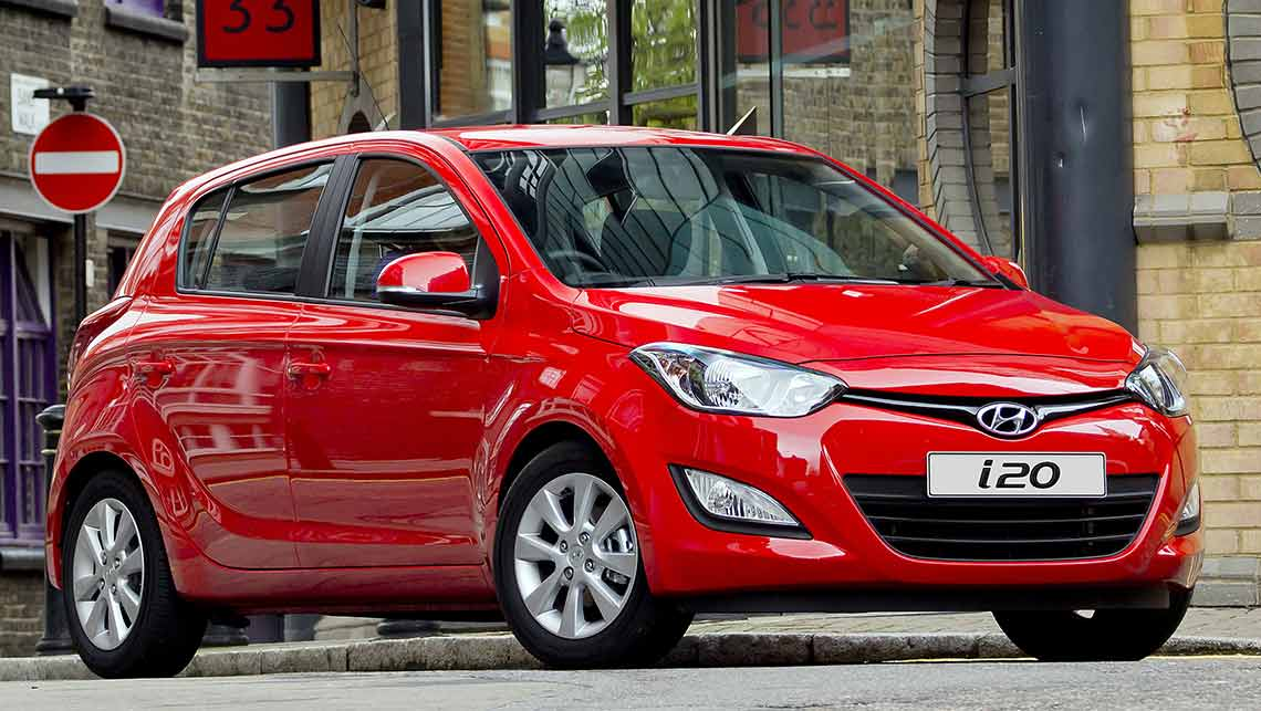 Hyundai I20 Dropped For Australia Car News Carsguide