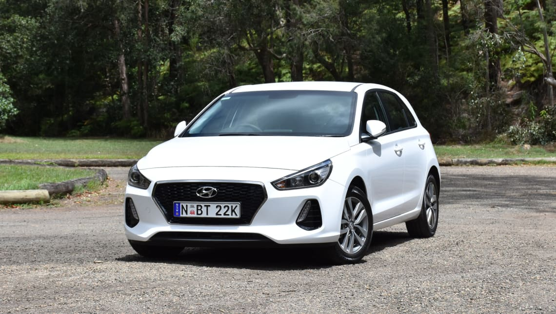 Hyundai I30 Active 2018 Review Weekend Test Carsguide
