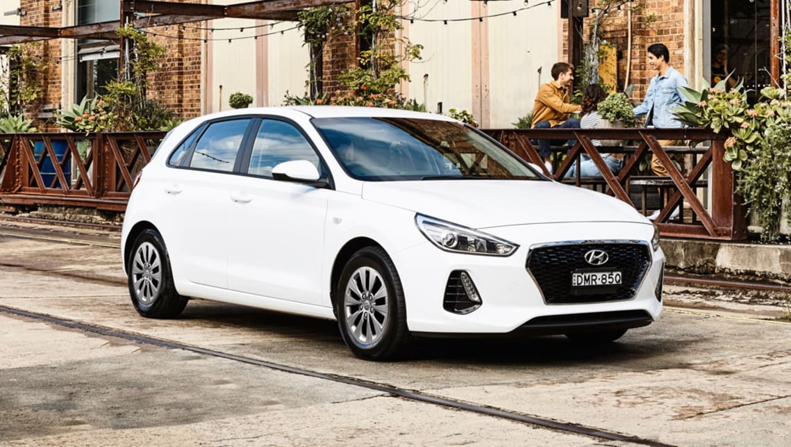 hyundai i30 go 2018 pricing and spec confirmed car news carsguide. Black Bedroom Furniture Sets. Home Design Ideas
