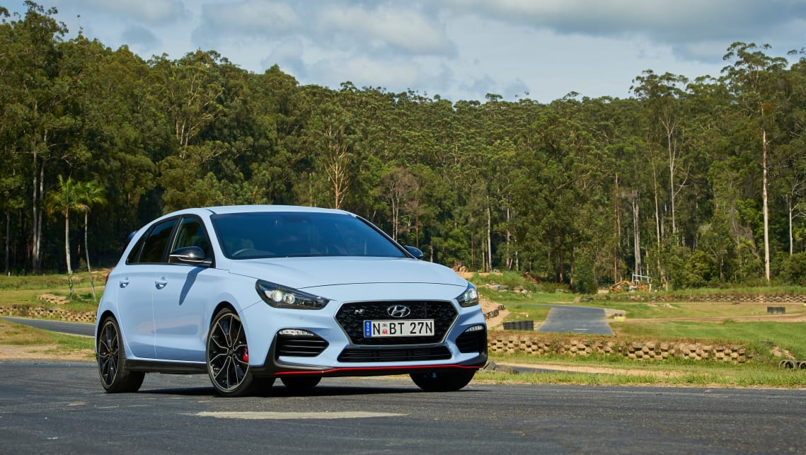 Hyundai I30 N 2018 Pricing And Specs Confirmed Car News Carsguide