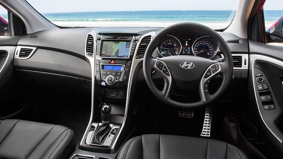 2015 hyundai i30 diesel review road test carsguide. Black Bedroom Furniture Sets. Home Design Ideas