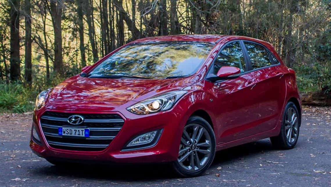 2016 Hyundai i30 SR review  road test  CarsGuide