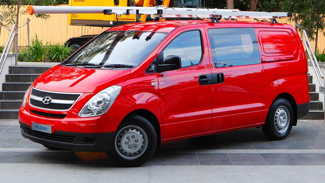 2014 Hyundai Iload Diesel Review Video Carsguide