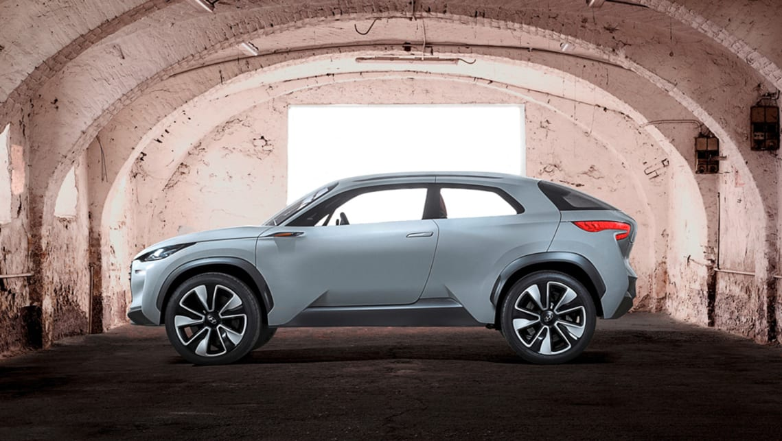 Hyundai Confirms Interest In Coupe Suv Models Car News