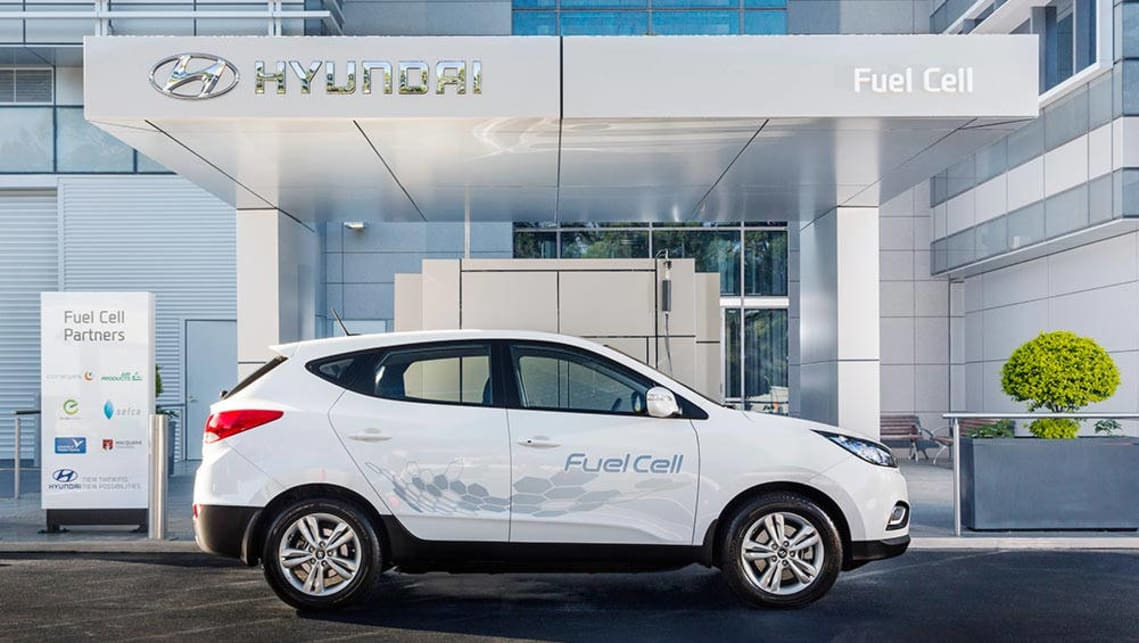 hyundai australia confirms 2018 on sale date for hydrogen fuel cell cars car news carsguide. Black Bedroom Furniture Sets. Home Design Ideas