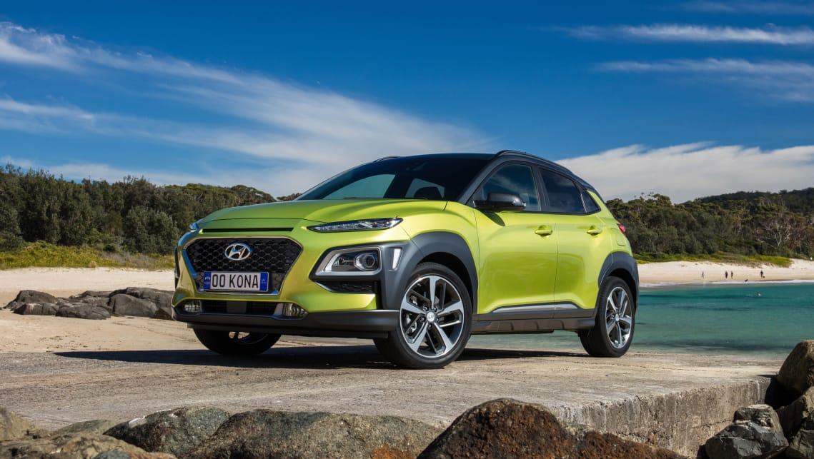 Hyundai Kona Colours Explained Car Advice Carsguide