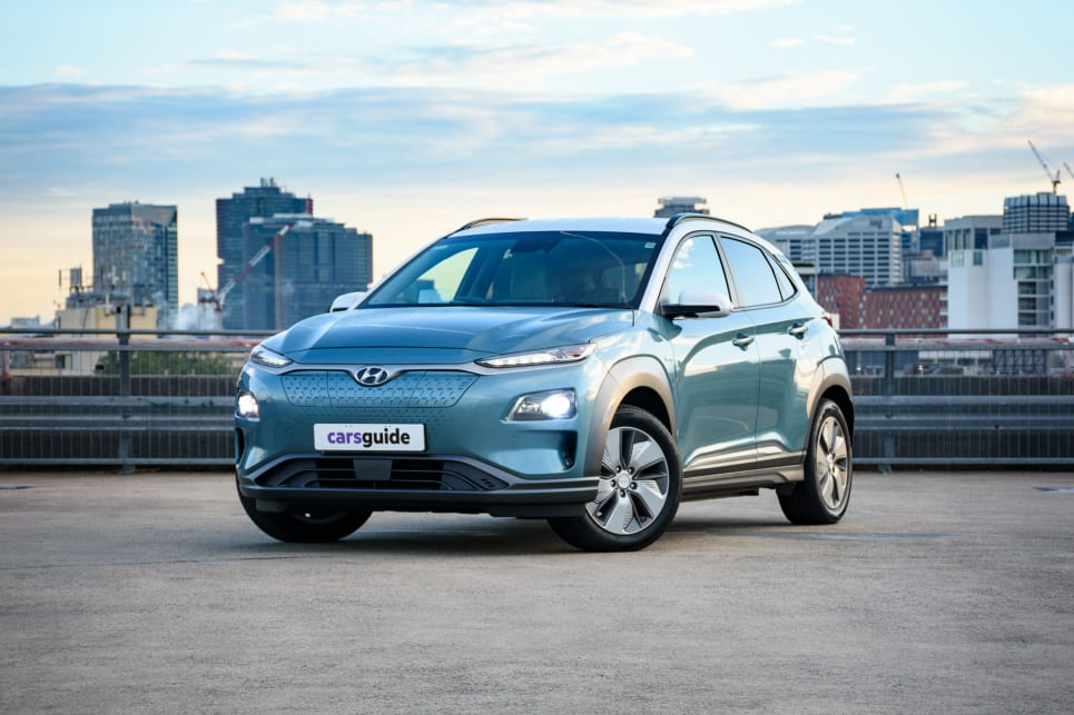 Hyundai Kona Electric Highlander 2019 review