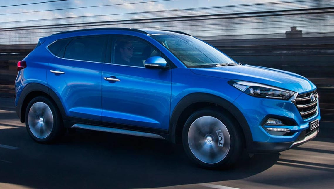Hyundai Tucson Cars For Sale