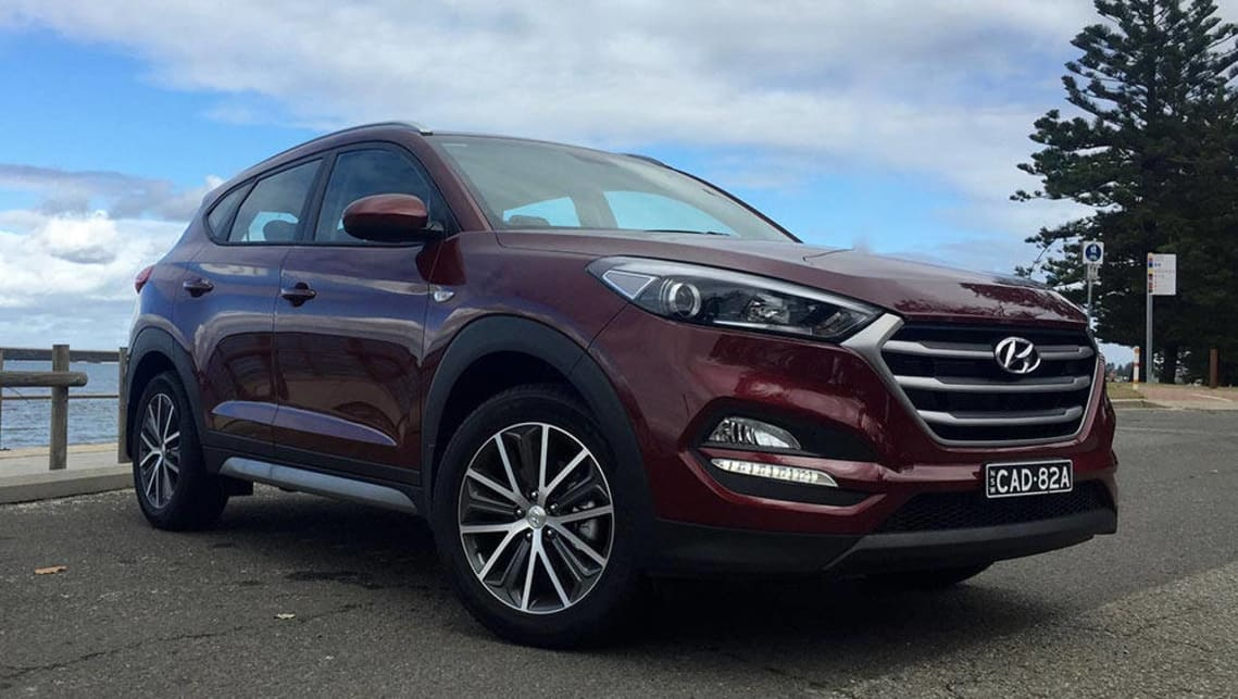 Hyundai Tucson Active X 2016 review: long term video | CarsGuide