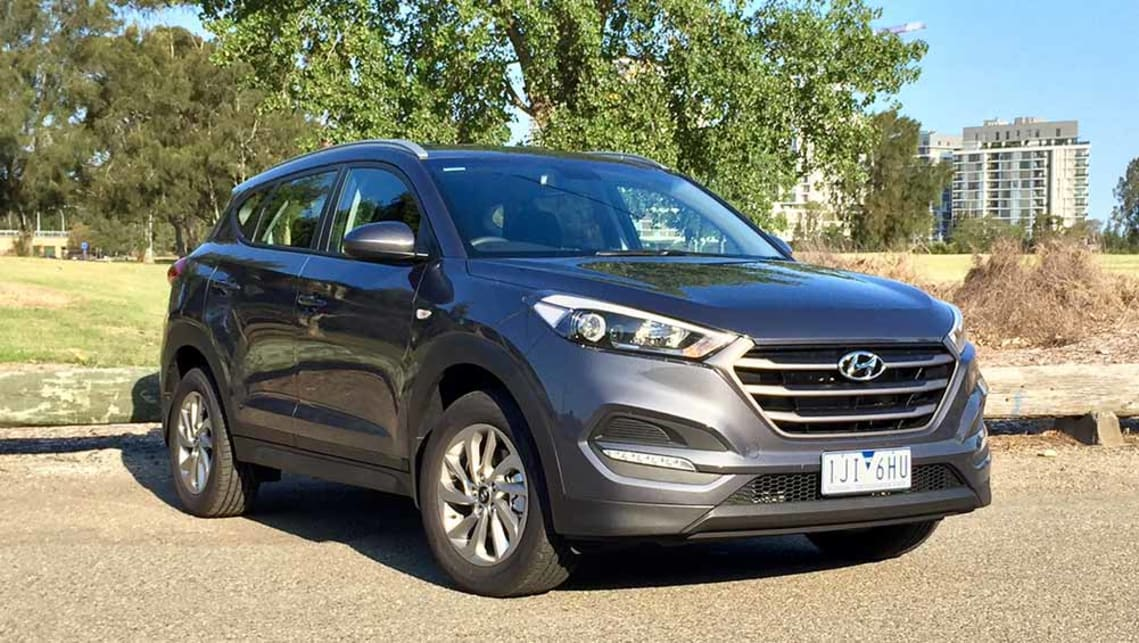 hyundai tucson active 2017 review long term carsguide. Black Bedroom Furniture Sets. Home Design Ideas