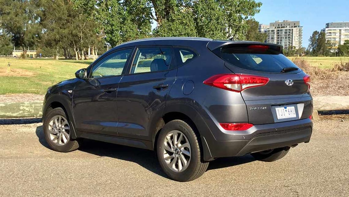 2017 Tucson Towing Capacity >> Hyundai Tucson Active 2017 review: long term   CarsGuide
