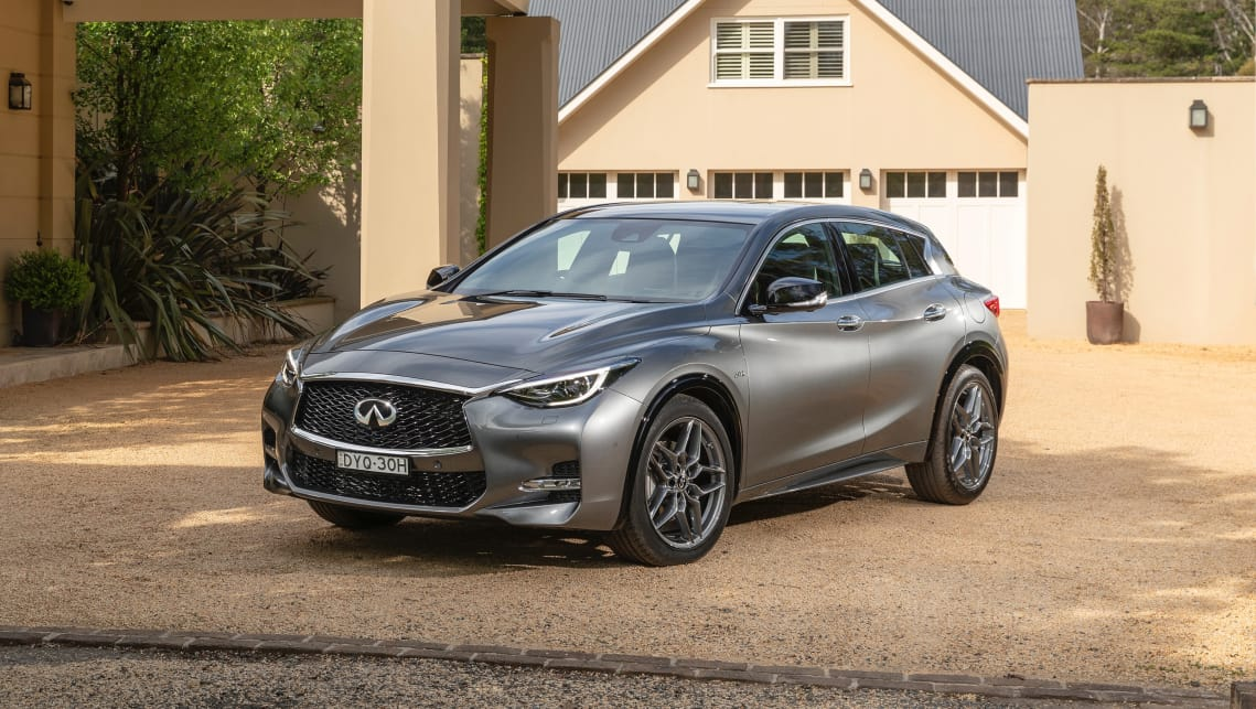 Infiniti Q30 2019 Pricing And Spec Revealed Car News Carsguide