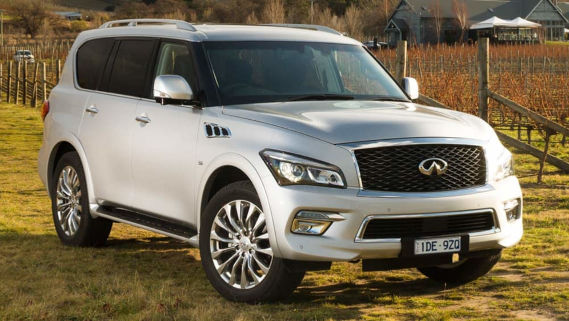 2015 infiniti qx80 review first drive carsguide. Black Bedroom Furniture Sets. Home Design Ideas