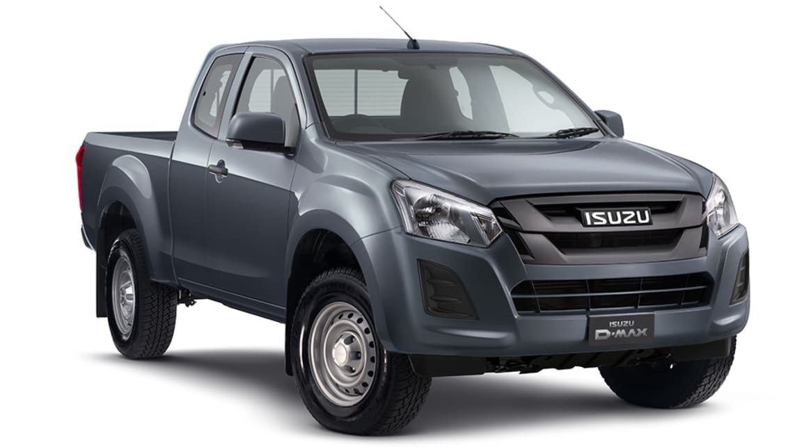 Isuzu D-Max SX 2018 review: snapshot | CarsGuide
