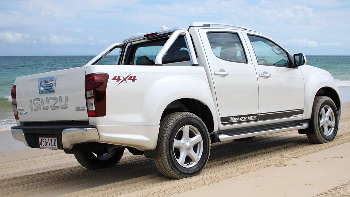 2015 Isuzu D Max X Runner New Car Sales Price Car News Carsguide