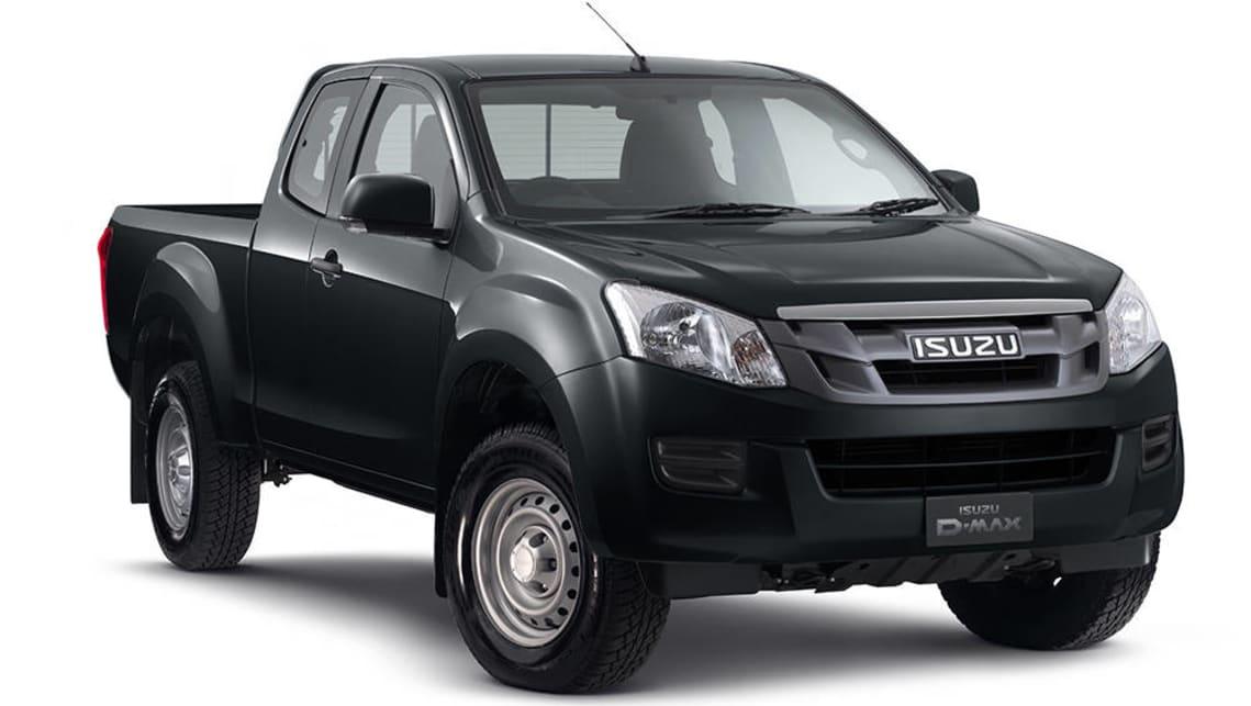 Isuzu adds new 4x2 D-Max and MU-X models - Car News ...