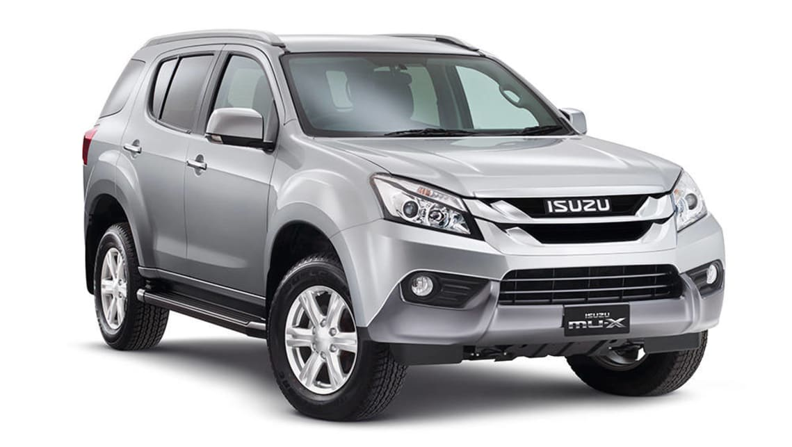 Isuzu Adds New 4x2 D Max And Mu X Models Car News