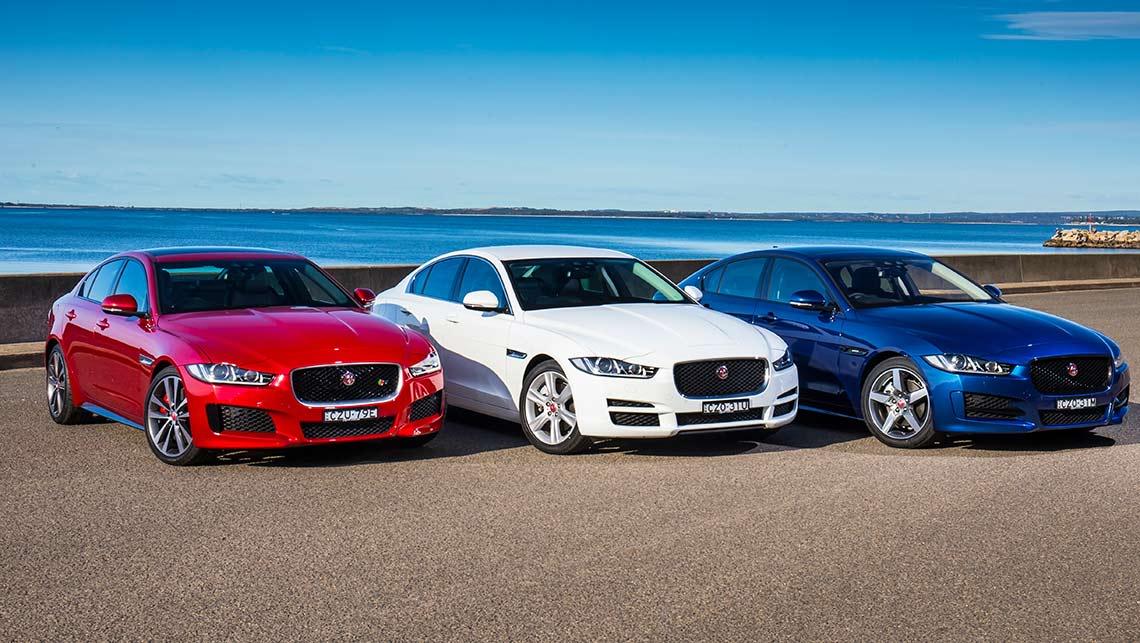 jaguar xe  review carsguide