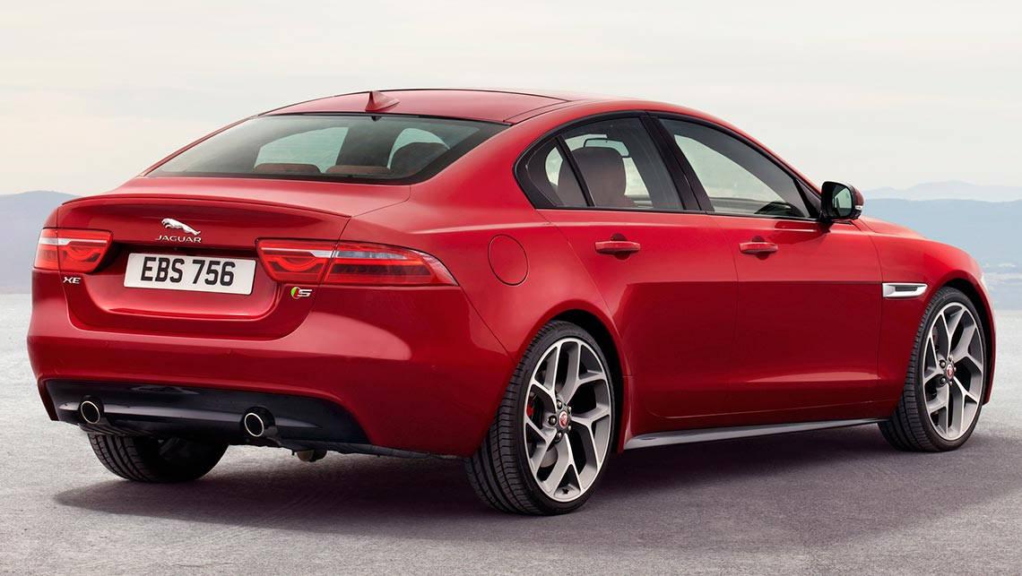 Jaguar XE Sedan Revealed Car News CarsGuide - 2015 jaguar xe
