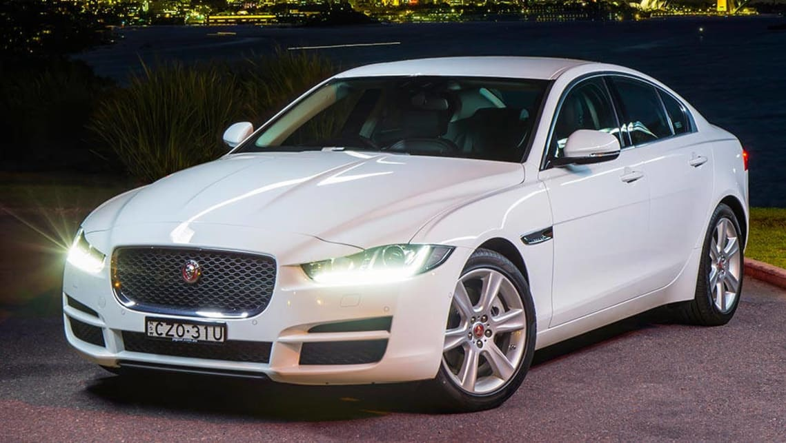 jaguar xe prestige 20d 2015 review carsguide. Black Bedroom Furniture Sets. Home Design Ideas