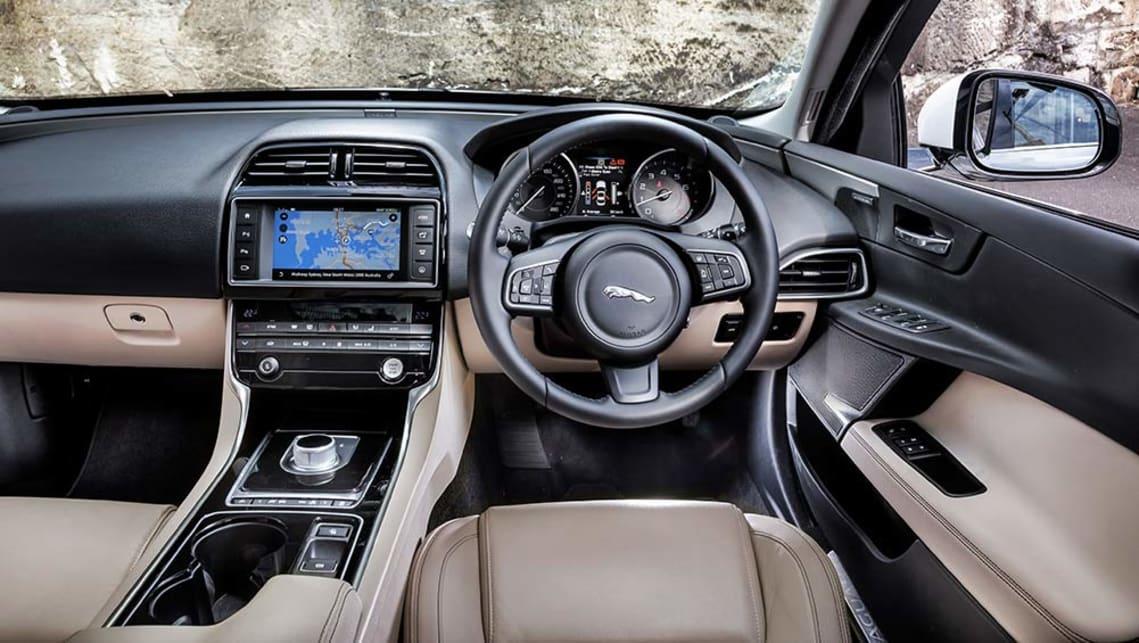 Jaguar xe prestige